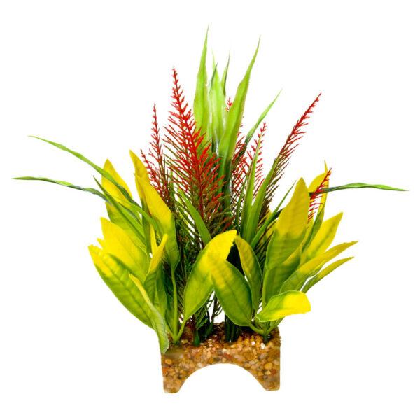 CB-2201 - Garden Clusters® Archway Plant - Rainforest