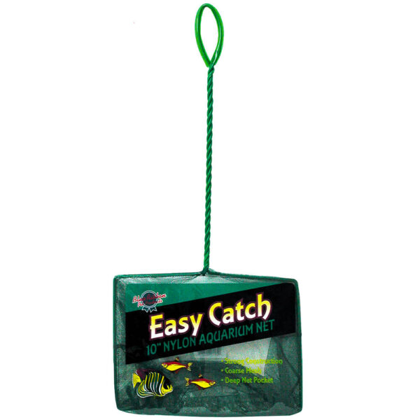 EC-10C - Easy Catch 10 Inch Coarse Mesh Net