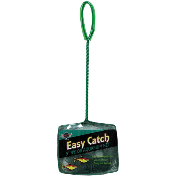 EC-5C - Easy Catch 5 Inch Coarse Mesh Net