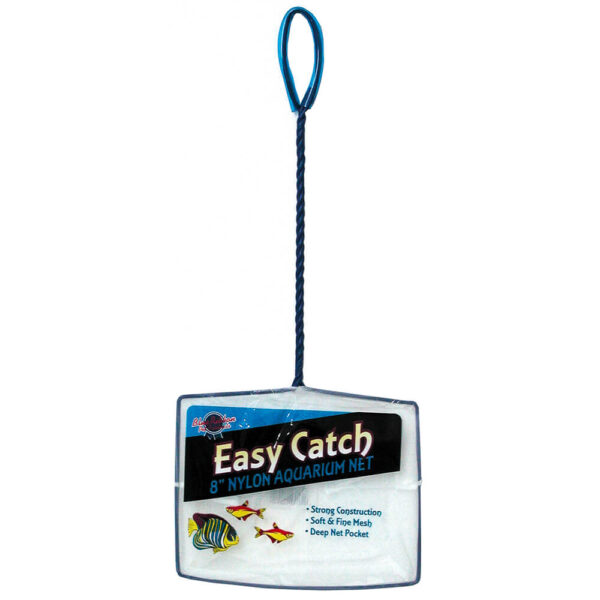 EC-8 - Easy Catch 8 Inch Fine Mesh Net