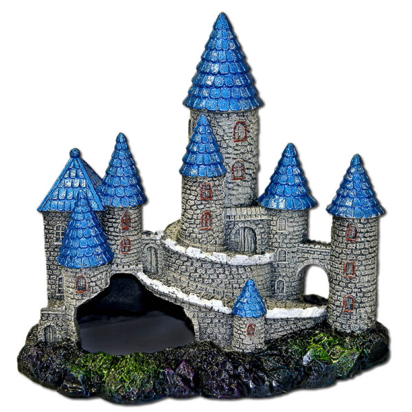 EE-108 - Exotic Environments® Blue Spire Castle