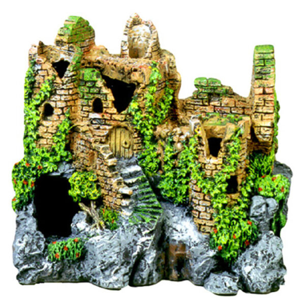 EE-110 - Exotic Environments® Forgotten Ruins Crumbling Castle & Caves