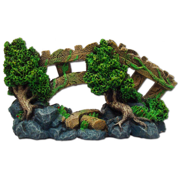 EE-170 - Exotic Environments® Ancient Bridge In Ruins