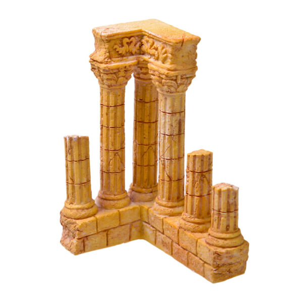 EE-1731 - Exotic Environments® Column Ruins - Terra Cotta