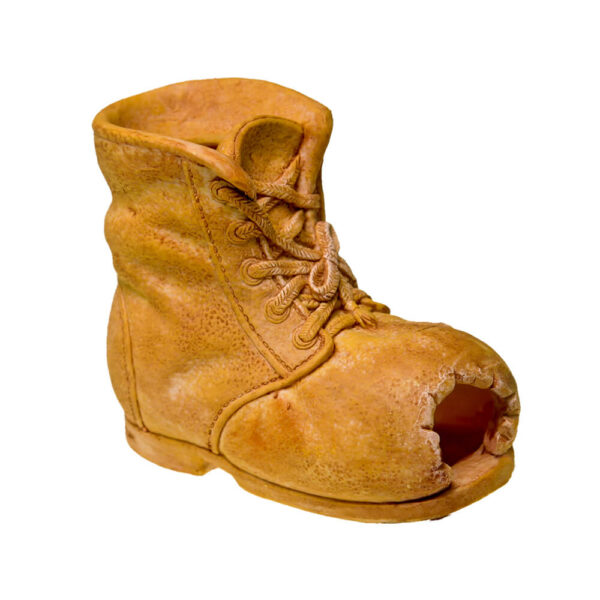 EE-1733 - Exotic Environments® Swim-Through Old Boot - Terra Cotta