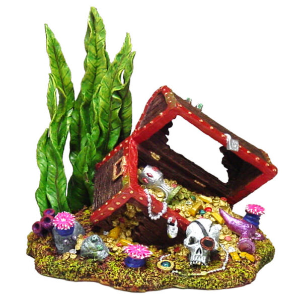 EE-236 - Exotic Environments® Sunken Treasure Chest - Small