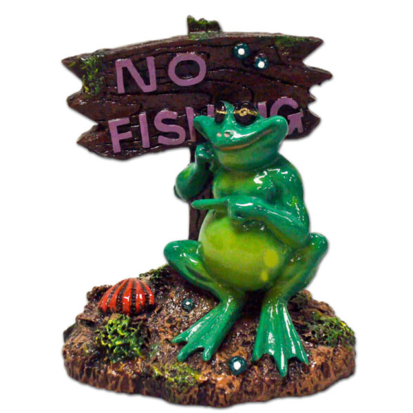 EE-383 - Exotic Environments® Small Wonders Potbelly frog