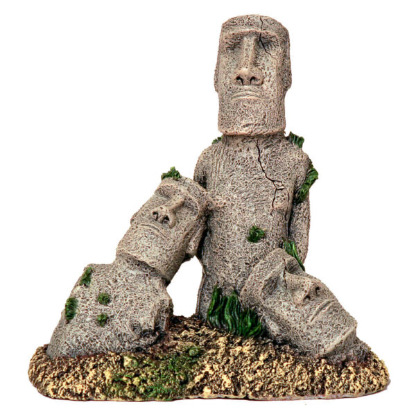 EE-5647 - Exotic Environments® Ester Island Statues - Large