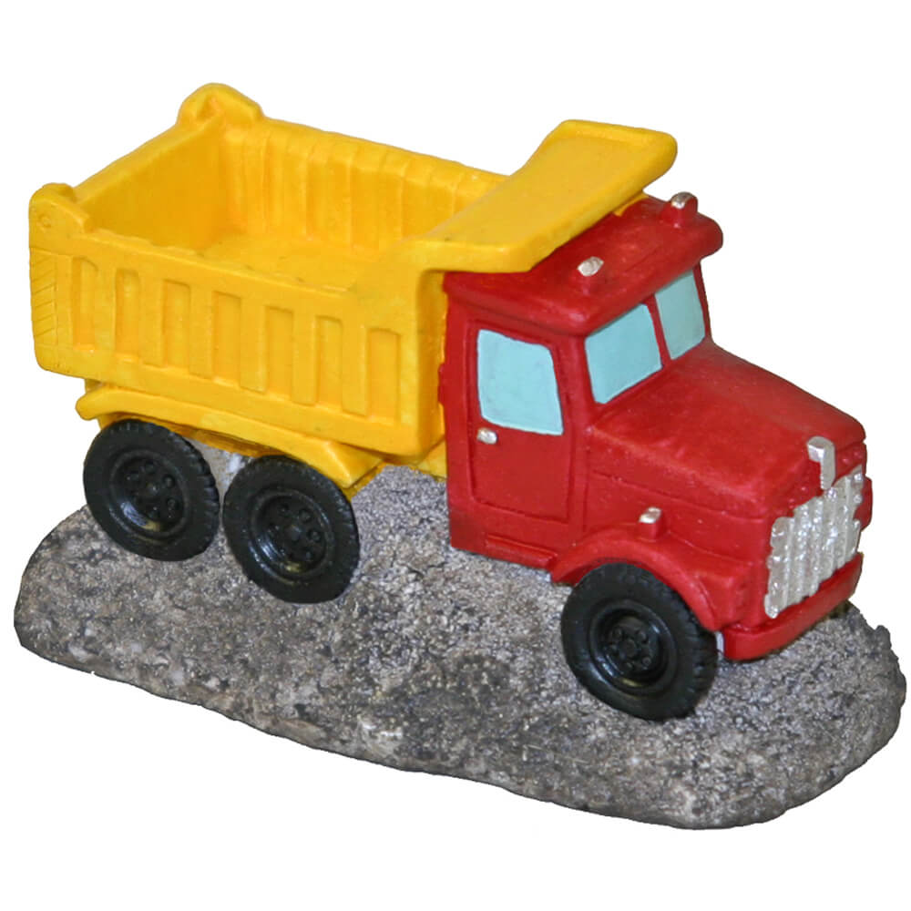 EE-627 - Exotic Environments® Red Dump Truck